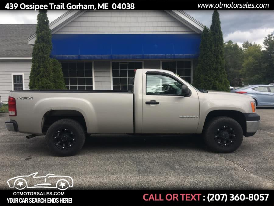 Used 2008 GMC Sierra 1500 in Gorham, Maine | Ossipee Trail Motor Sales. Gorham, Maine