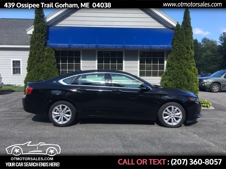Used 2017 Chevrolet Impala in Gorham, Maine | Ossipee Trail Motor Sales. Gorham, Maine