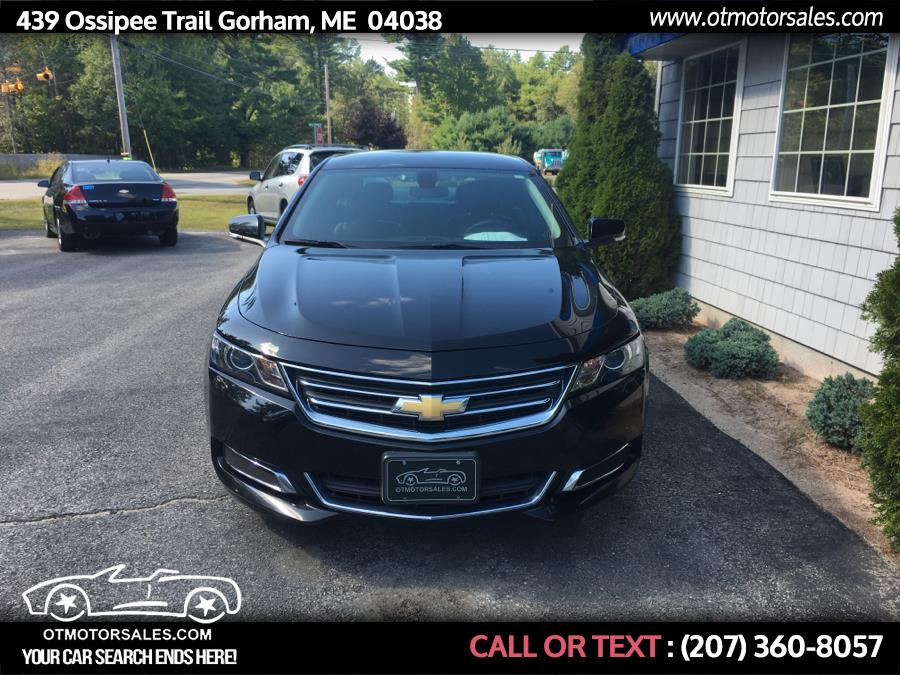2017 Chevrolet Impala 4dr Sdn LT w/1LT, available for sale in Gorham, Maine | Ossipee Trail Motor Sales. Gorham, Maine