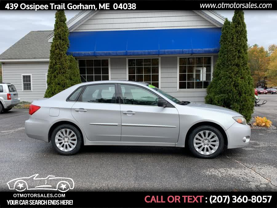 Used 2010 Subaru Impreza Sedan in Gorham, Maine | Ossipee Trail Motor Sales. Gorham, Maine