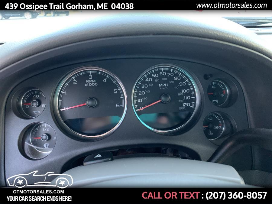 2007 Chevrolet Tahoe 4WD 4dr 1500 LTZ, available for sale in Gorham, Maine | Ossipee Trail Motor Sales. Gorham, Maine