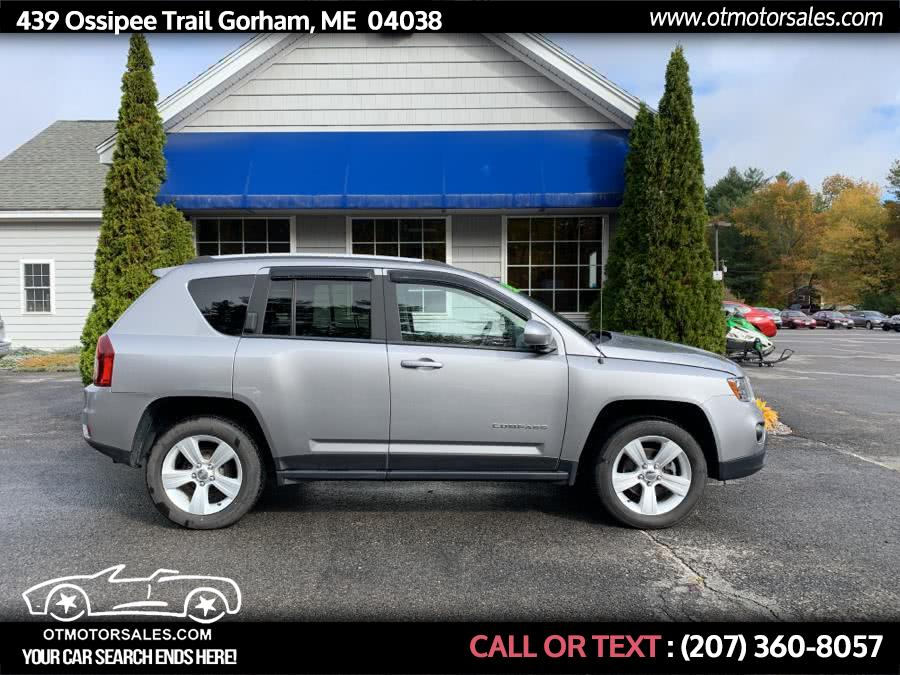 Used 2016 Jeep Compass in Gorham, Maine | Ossipee Trail Motor Sales. Gorham, Maine