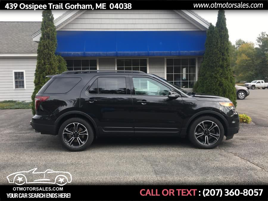 Used 2015 Ford Explorer in Gorham, Maine | Ossipee Trail Motor Sales. Gorham, Maine