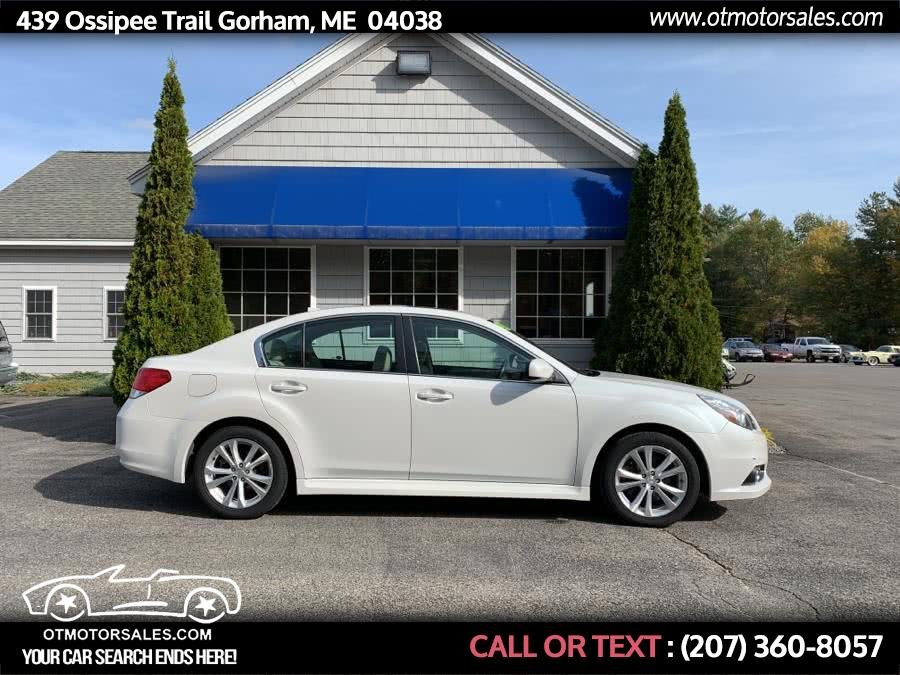 Used 2013 Subaru Legacy in Gorham, Maine | Ossipee Trail Motor Sales. Gorham, Maine