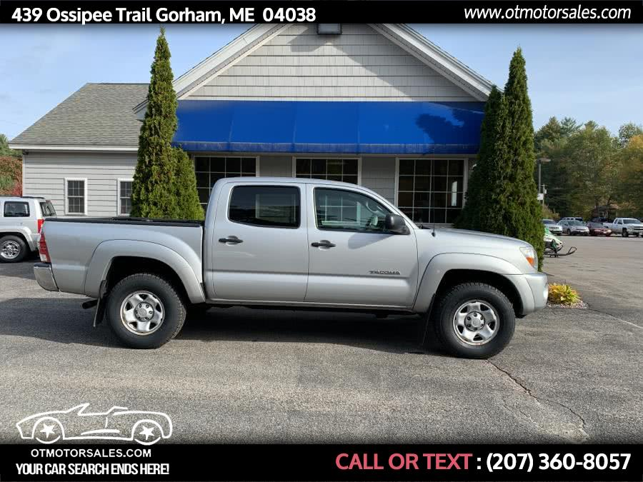 Used 2010 Toyota Tacoma in Gorham, Maine | Ossipee Trail Motor Sales. Gorham, Maine