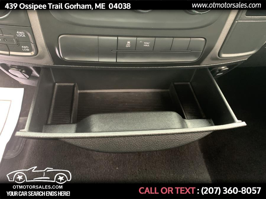 2014 Ram 1500 Tradesman, available for sale in Gorham, Maine   Ossipee Trail Motor Sales. Gorham, Maine