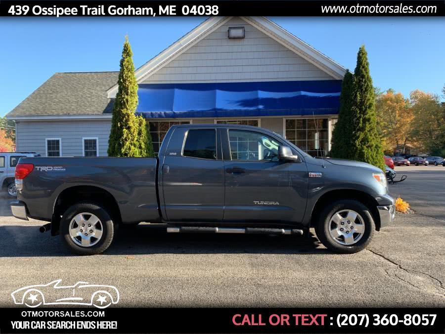 Used 2008 Toyota Tundra 4WD Truck in Gorham, Maine | Ossipee Trail Motor Sales. Gorham, Maine
