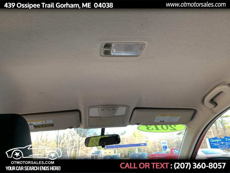2013 Nissan Rogue AWD 4dr SL, available for sale in Gorham, Maine | Ossipee Trail Motor Sales. Gorham, Maine