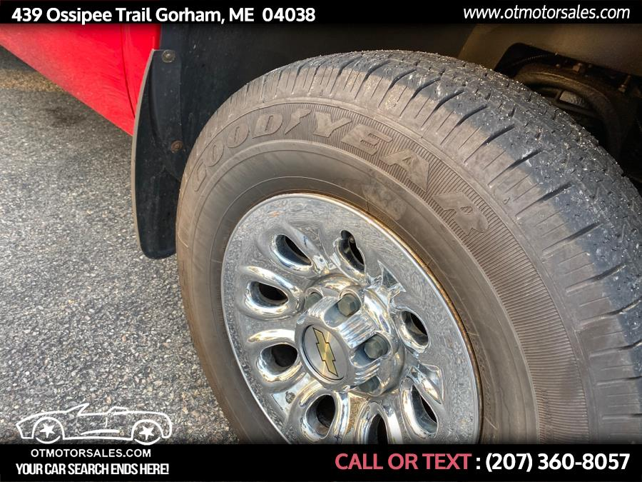 2011 Chevrolet Silverado 1500 wt, available for sale in Gorham, Maine | Ossipee Trail Motor Sales. Gorham, Maine