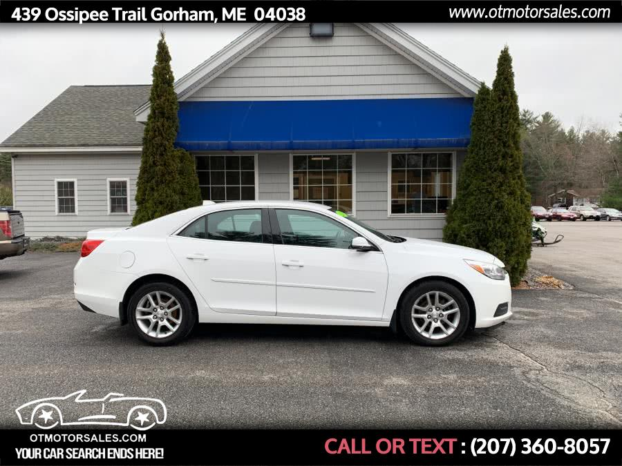 Used 2014 Chevrolet Malibu in Gorham, Maine | Ossipee Trail Motor Sales. Gorham, Maine
