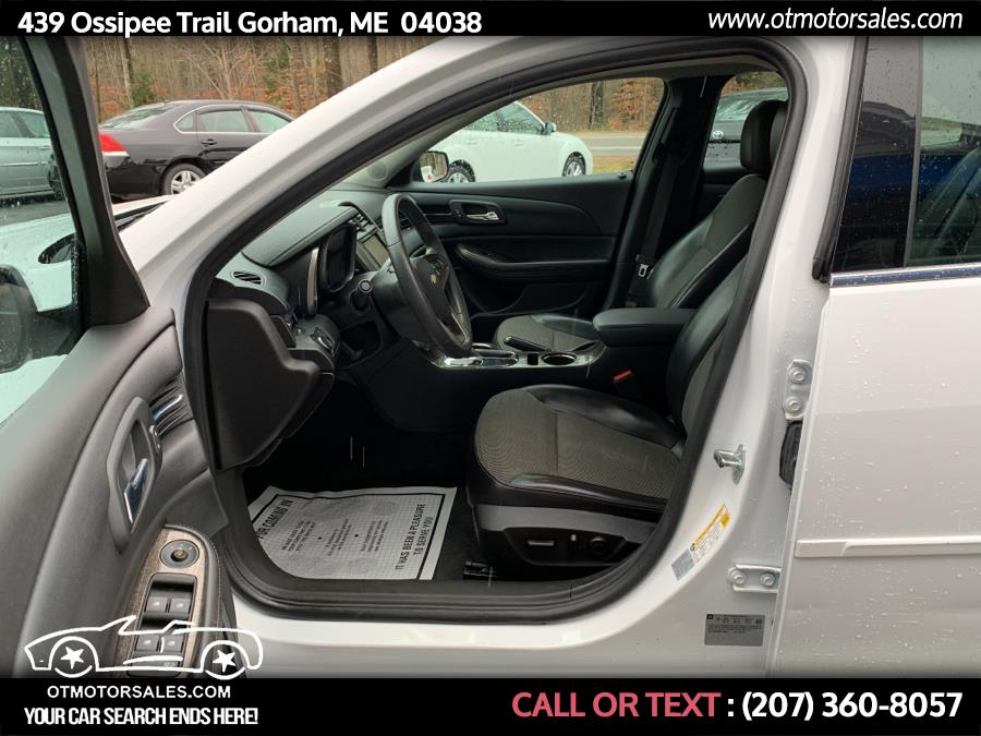 2014 Chevrolet Malibu 4dr Sdn LT w/1LT, available for sale in Gorham, Maine | Ossipee Trail Motor Sales. Gorham, Maine