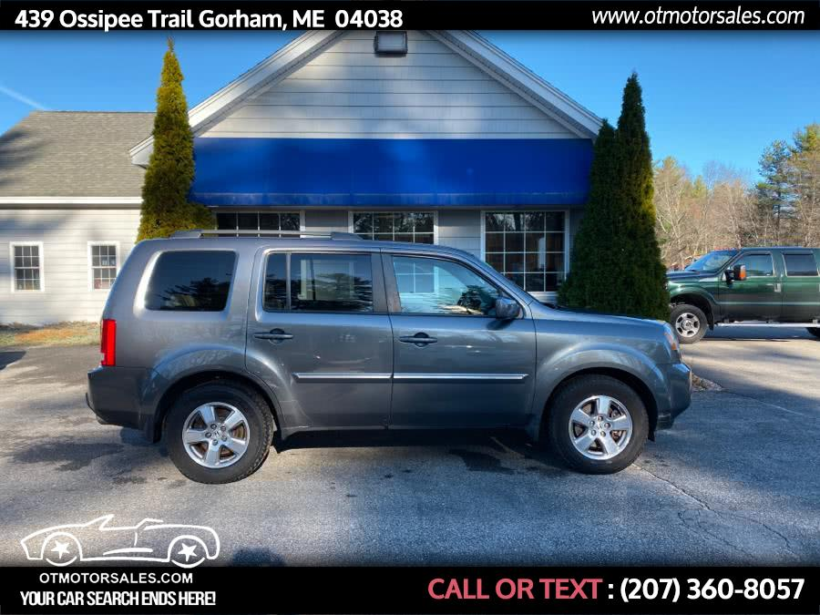 Used 2011 Honda Pilot in Gorham, Maine | Ossipee Trail Motor Sales. Gorham, Maine