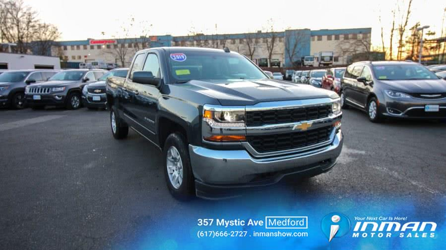 Used 2019 Chevrolet Silverado 1500 in Medford, Massachusetts | Inman Motors Sales. Medford, Massachusetts