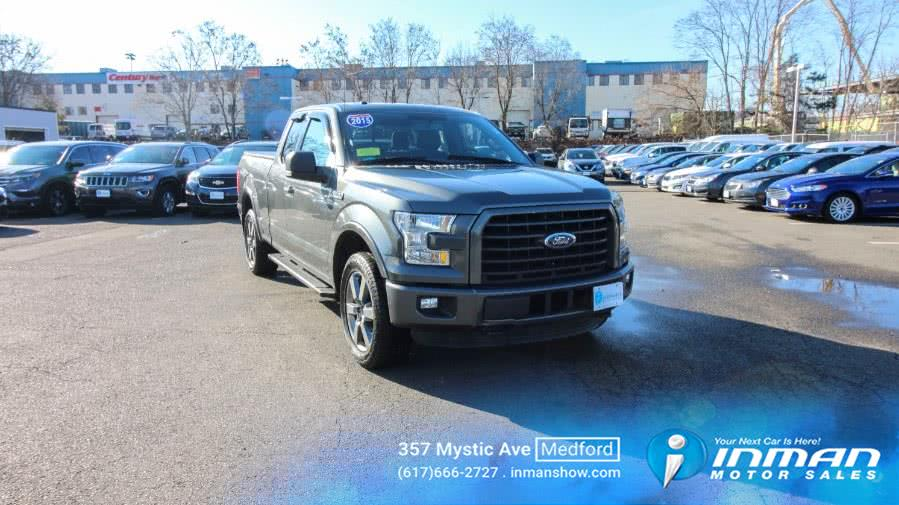 Used 2015 Ford F-150 in Medford, Massachusetts | Inman Motors Sales. Medford, Massachusetts