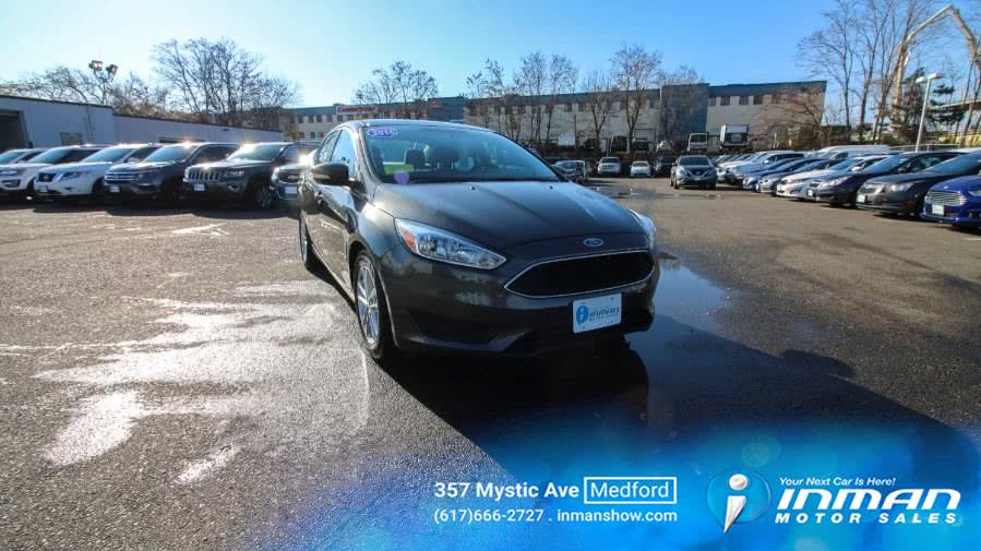Used 2016 Ford Focus in Medford, Massachusetts | Inman Motors Sales. Medford, Massachusetts
