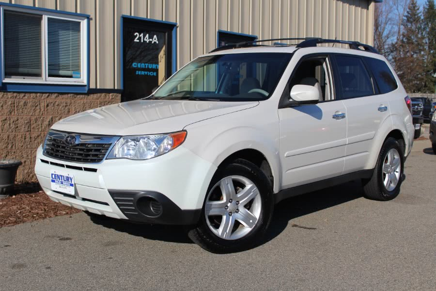 New 2010 Subaru Forester in East Windsor, Connecticut   Century Auto And Truck. East Windsor, Connecticut