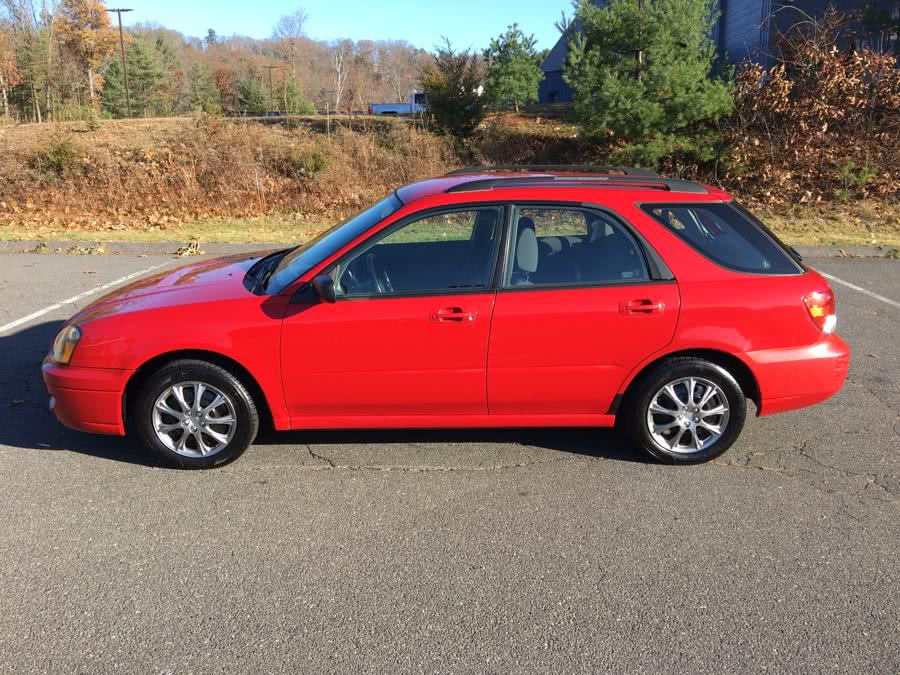 Used 2004 Subaru Impreza Wagon (Natl) in Plainville, Connecticut | Farmington Auto Park LLC. Plainville, Connecticut
