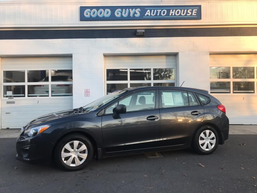 Used 2012 Subaru Impreza Wagon in Southington, Connecticut | Good Guys Auto House. Southington, Connecticut