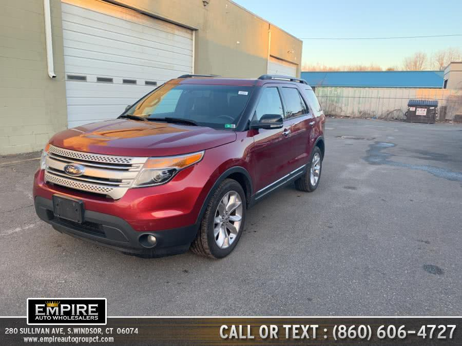 Used 2013 Ford Explorer in S.Windsor, Connecticut | Empire Auto Wholesalers. S.Windsor, Connecticut
