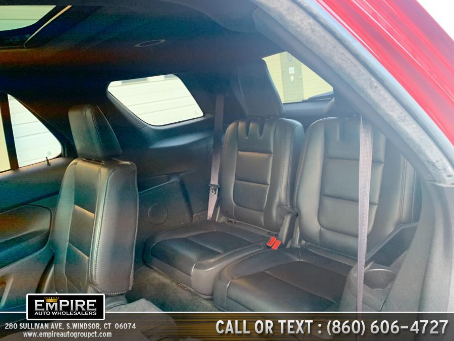 Used Ford Explorer 4WD 4dr XLT 2013 | Empire Auto Wholesalers. S.Windsor, Connecticut