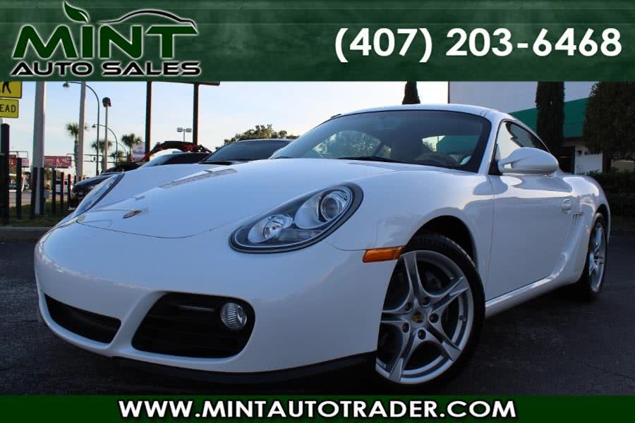 Used 2011 Porsche Cayman in Orlando, Florida | Mint Auto Sales. Orlando, Florida