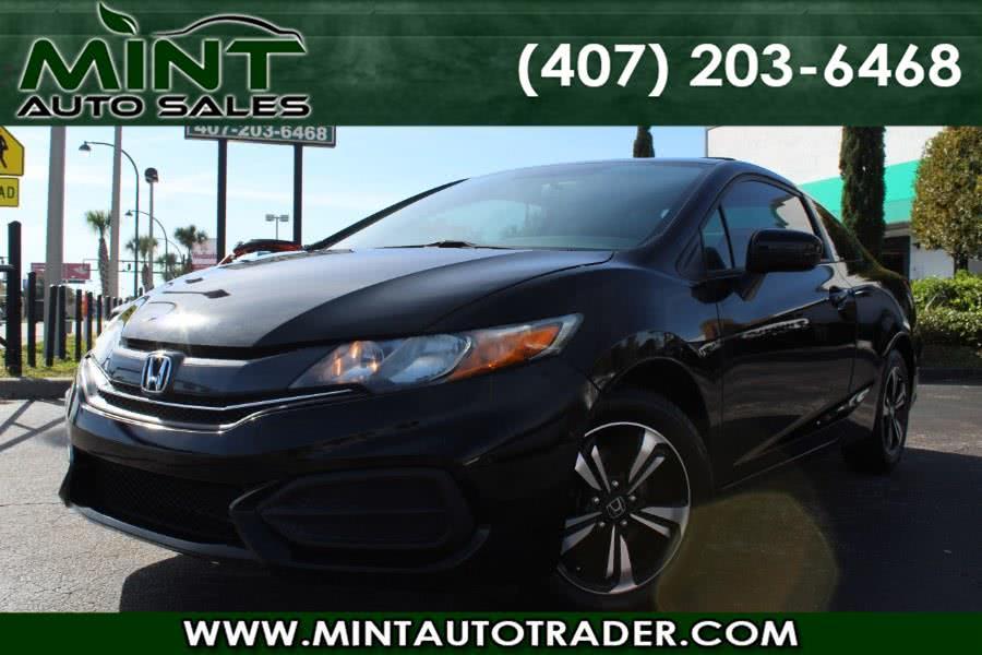 Used 2014 Honda Civic in Orlando, Florida | Mint Auto Sales. Orlando, Florida