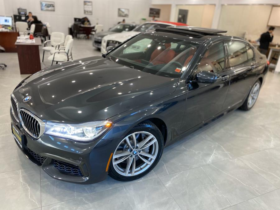 2017 BMW 7 Series 750i xDrive Sedan, available for sale in Franklin Square, New York   Luxury Motor Club. Franklin Square, New York