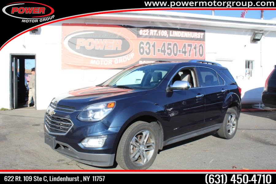 Used 2016 Chevrolet Equinox in Lindenhurst , New York | Power Motor Group. Lindenhurst , New York
