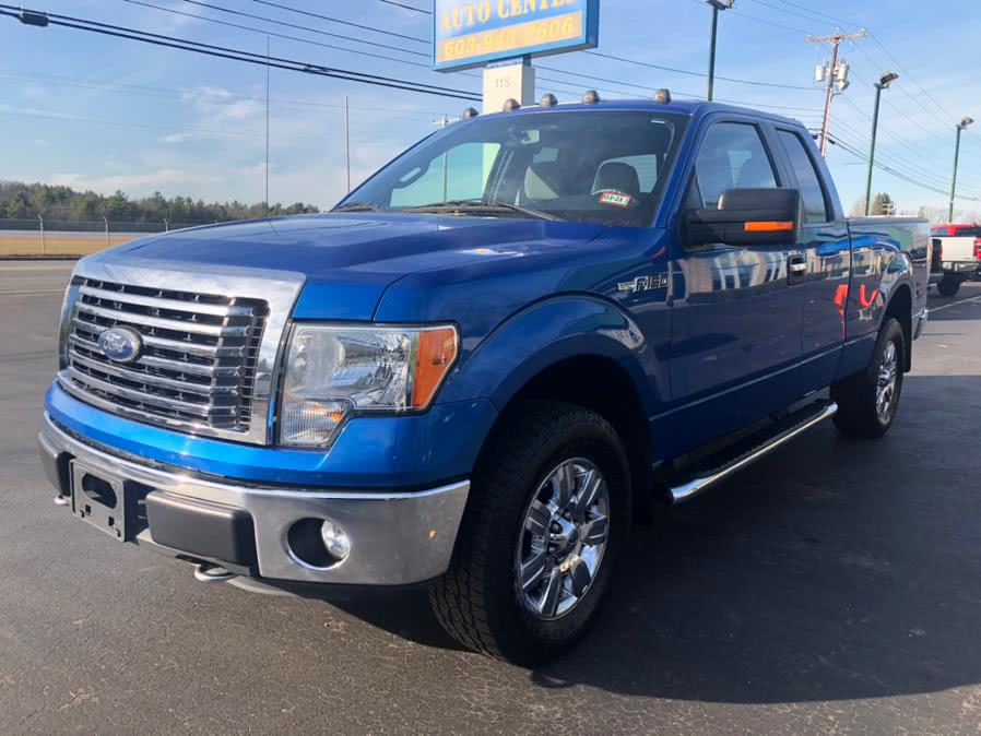 Used Ford F-150 SuperCab XLT 4WD 2011 | RH Cars LLC. Merrimack, New Hampshire