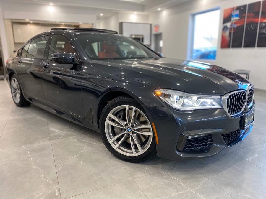 2017 BMW 7 Series 750i xDrive Sedan, available for sale in Franklin Square, New York | Luxury Motor Club. Franklin Square, New York