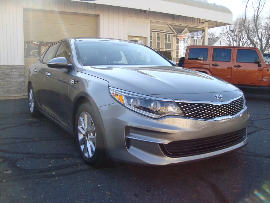 Used 2016 Kia Optima in Manchester, Connecticut | Yara Motors. Manchester, Connecticut