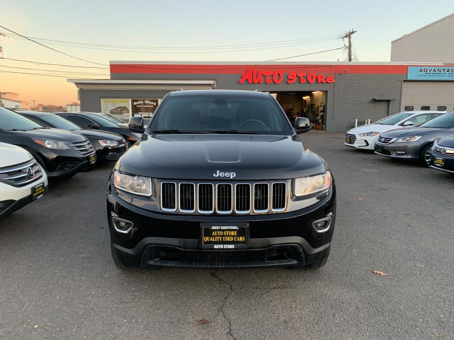 2015 Jeep Grand Cherokee 4WD 4dr Laredo, available for sale in West Hartford, Connecticut | Auto Store. West Hartford, Connecticut