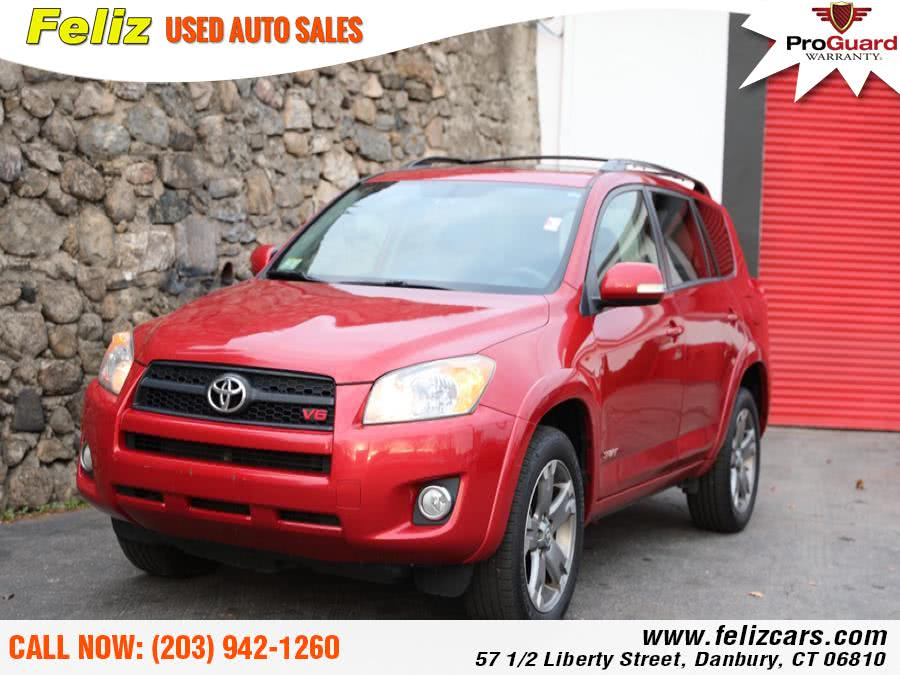 Used 2009 Toyota RAV4 in Danbury, Connecticut | Feliz Used Auto Sales. Danbury, Connecticut