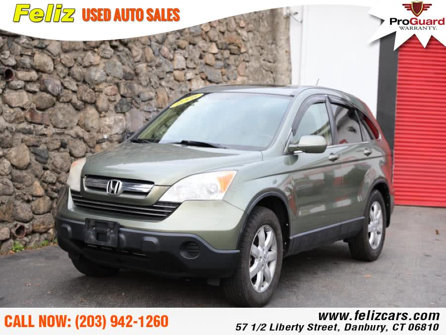 Used 2008 Honda CR-V in Danbury, Connecticut | Feliz Used Auto Sales. Danbury, Connecticut