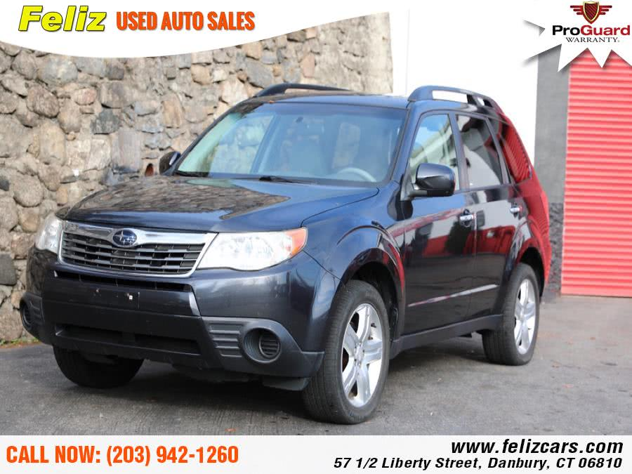 Used 2010 Subaru Forester in Danbury, Connecticut | Feliz Used Auto Sales. Danbury, Connecticut