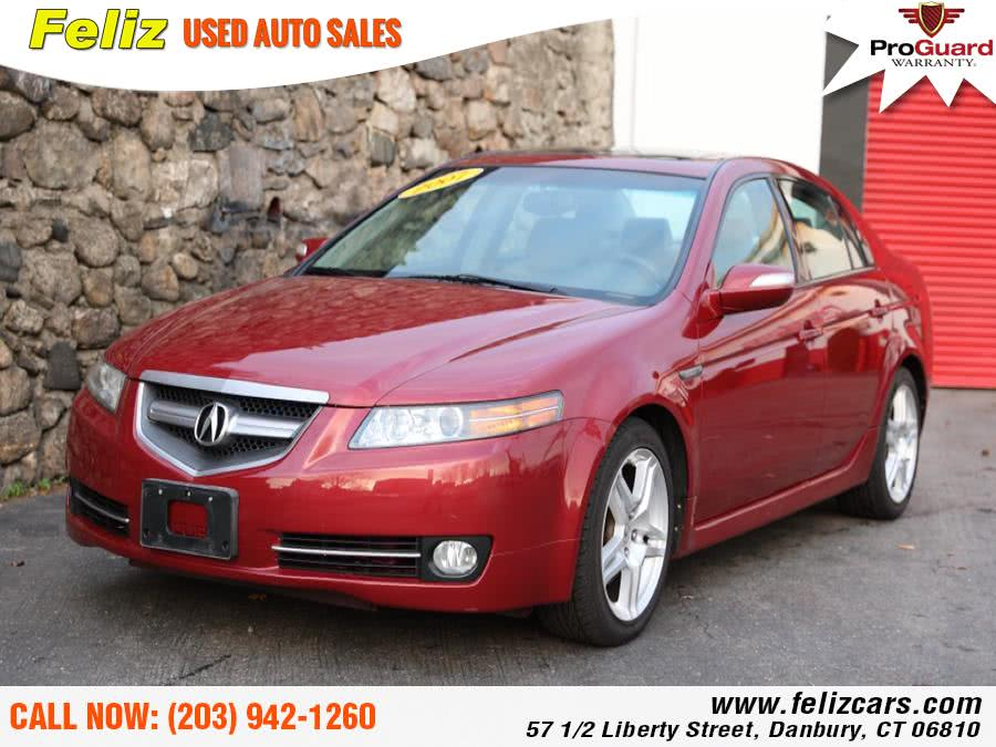 Used 2007 Acura TL in Danbury, Connecticut | Feliz Used Auto Sales. Danbury, Connecticut