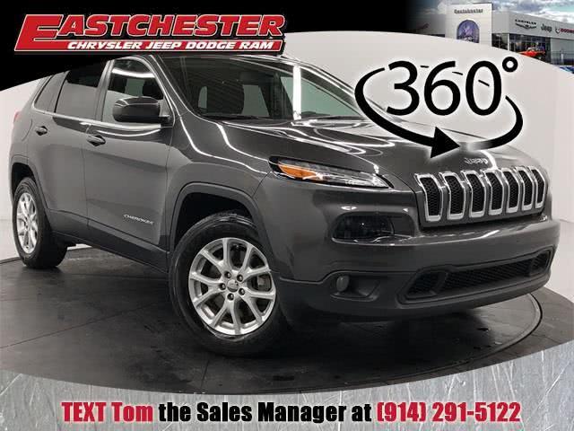 Used 2017 Jeep Cherokee in Bronx, New York | Eastchester Motor Cars. Bronx, New York