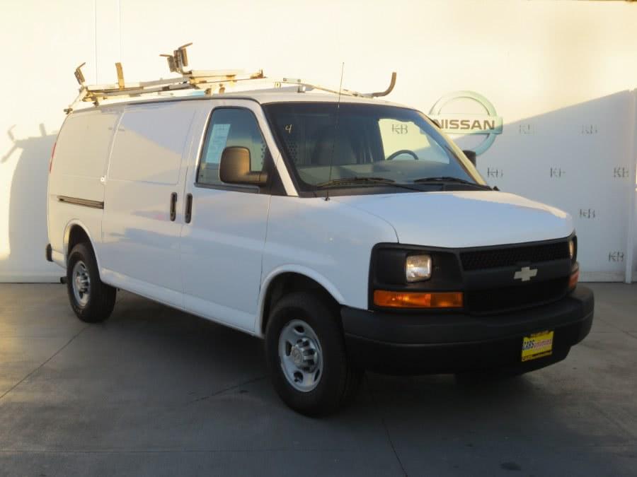 Used Chevrolet Express Cargo Van RWD 2500 135