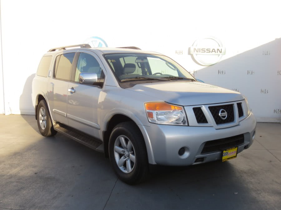 Used 2011 Nissan Armada in Santa Ana, California | Auto Max Of Santa Ana. Santa Ana, California