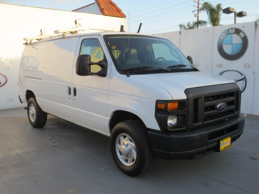 Used Ford Econoline Cargo Van E-250 Commercial 2010 | Auto Max Of Santa Ana. Santa Ana, California