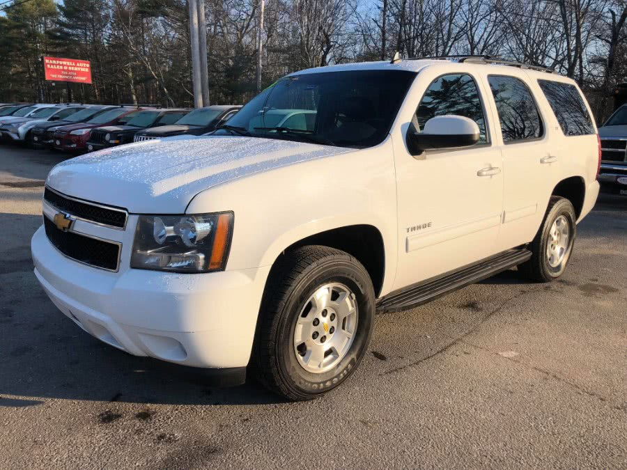 Used 2013 Chevrolet Tahoe in Harpswell, Maine | Harpswell Auto Sales Inc. Harpswell, Maine
