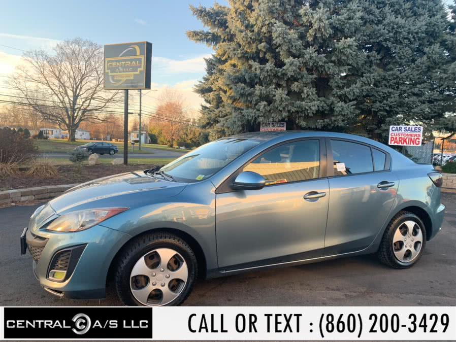 Used Mazda Mazda3 4dr Sdn Auto i Touring 2010 | Central A/S LLC. East Windsor, Connecticut