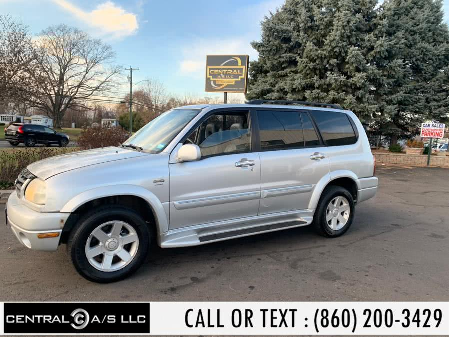 Used Suzuki XL-7 4dr Limited Auto 4WD w/3rd Row 2003 | Central A/S LLC. East Windsor, Connecticut