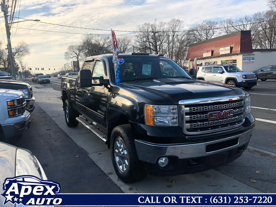 "Used GMC Sierra 2500HD 4WD Crew Cab 153.7"" SLT 2012 