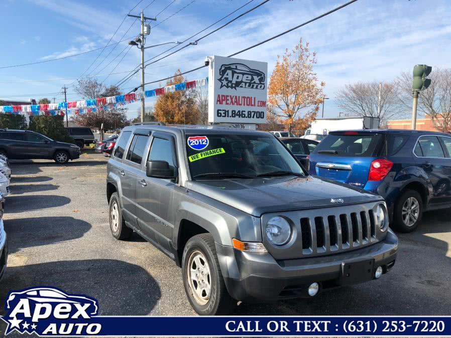 Used 2012 Jeep Patriot in Selden, New York | Apex Auto. Selden, New York