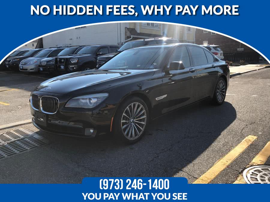 Used 2009 BMW 7 Series in Lodi, New Jersey | Route 46 Auto Sales Inc. Lodi, New Jersey
