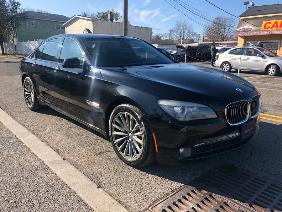 Used BMW 7 Series 4dr Sdn 750i 2009 | Route 46 Auto Sales Inc. Lodi, New Jersey