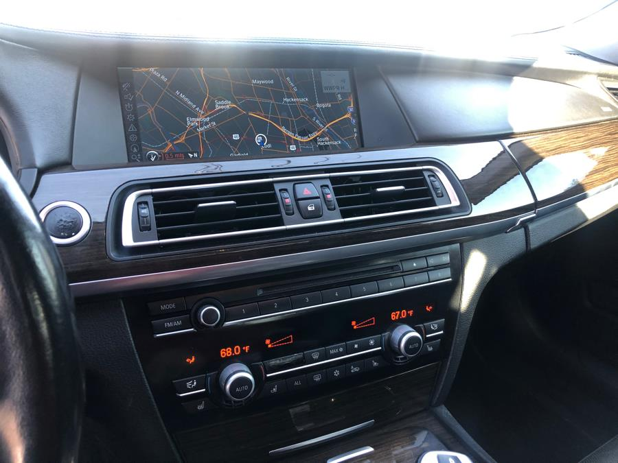 2009 BMW 7 Series 4dr Sdn 750i, available for sale in Lodi, New Jersey | Route 46 Auto Sales Inc. Lodi, New Jersey