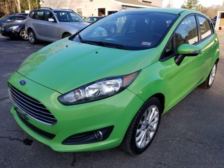 Used 2014 Ford Fiesta in Auburn, New Hampshire | ODA Auto Precision LLC. Auburn, New Hampshire
