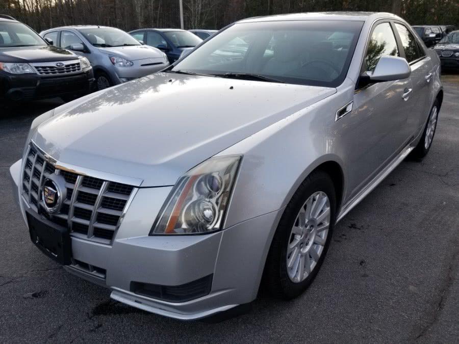 Used 2012 Cadillac CTS Sedan in Auburn, New Hampshire | ODA Auto Precision LLC. Auburn, New Hampshire